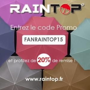 RAINTOP- Banner Promo