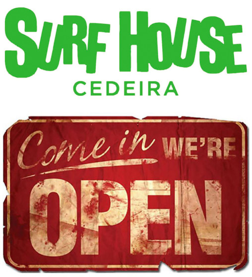 Posters-SURFHOUSE CEDEIRA